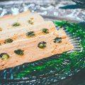 85℃ まるでフレンチレストラン 紅鮭のテリーヌ