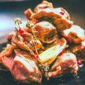 63℃ 柔らかレアの新食感 砂肝のコンフィ