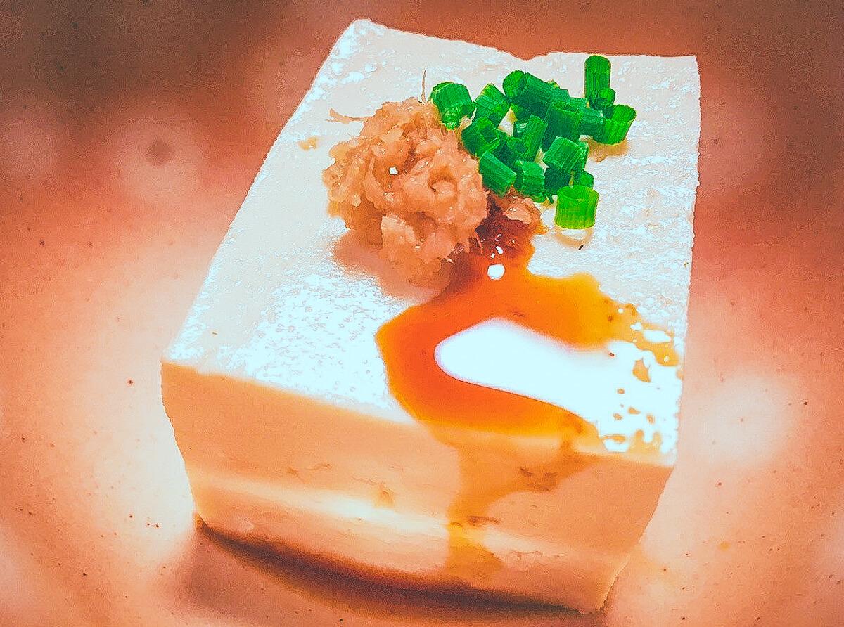 60℃ 旨み染み込む 究極に美味しい湯豆腐