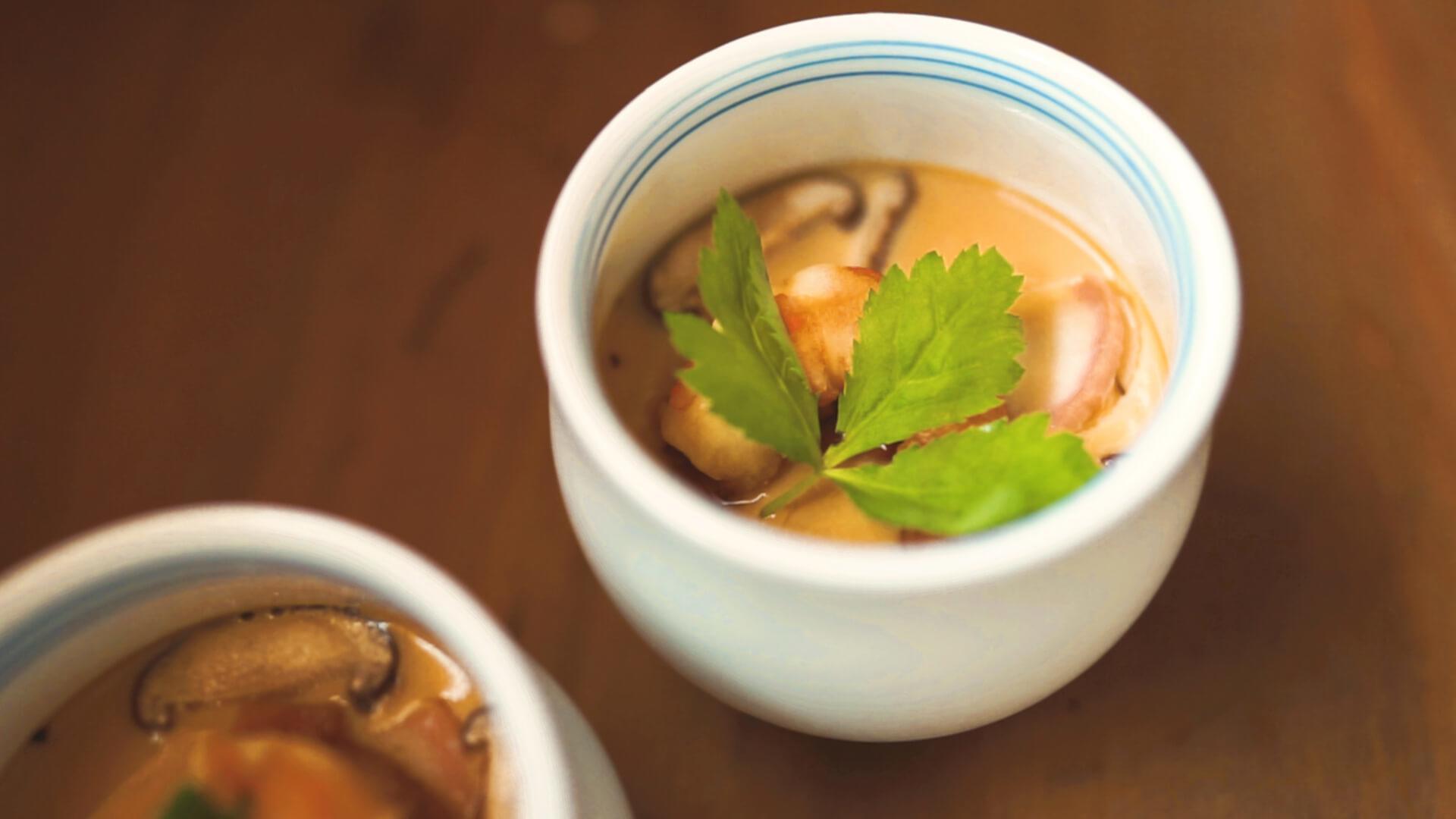 レシピ 茶碗蒸し