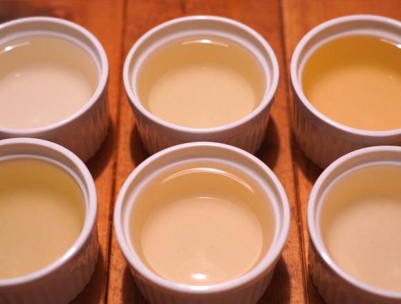 昆布だしの取り方時間比較実験のレシピ動画:低温調理レシピ