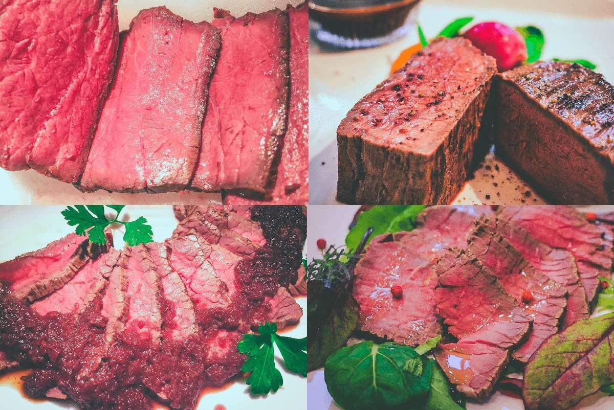 【牛ももの低温調理レシピ】TOP1-6:BONIQ低温調理レシピ
