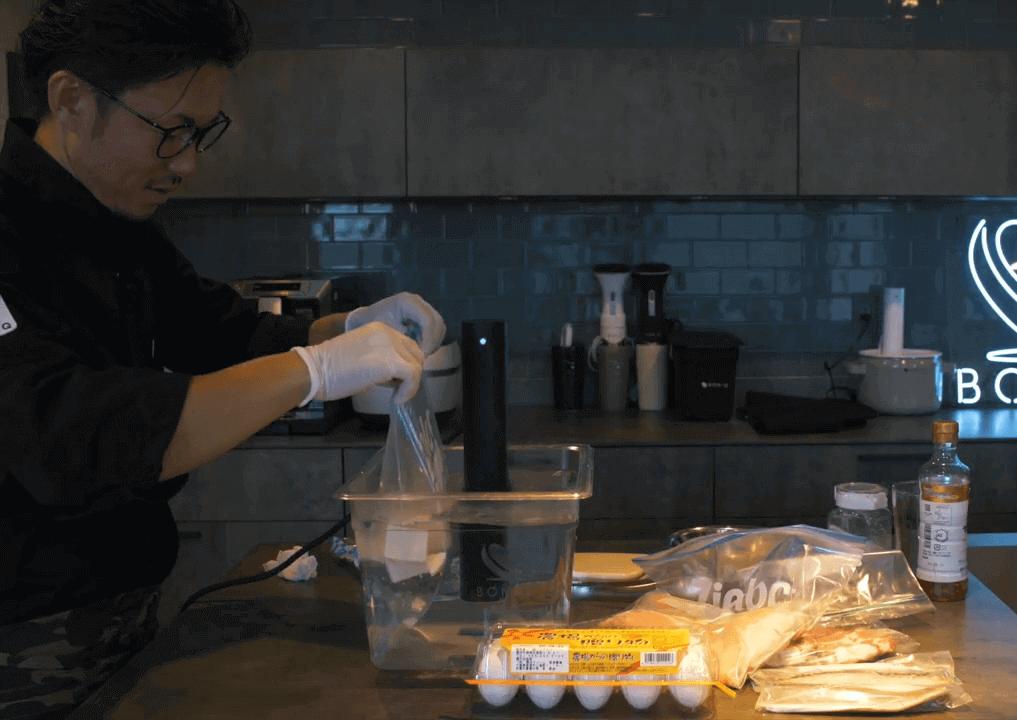 初心者必見!63℃で高タンパクな食習慣 後編:BONIQ低温調理レシピEC
